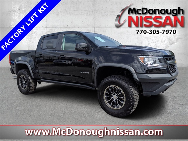 Used Chevrolet Colorado Mc Donough Ga
