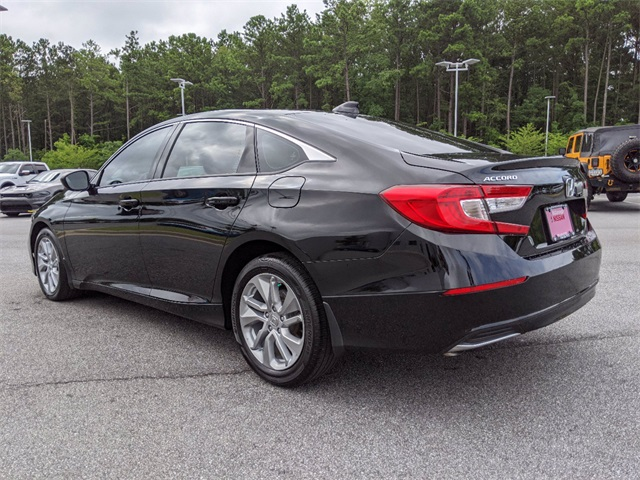 Pre-Owned 2020 Honda Accord LX
