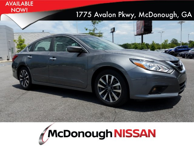 Pre-Owned 2016 Nissan Altima 2 5 S FWD 4D Sedan