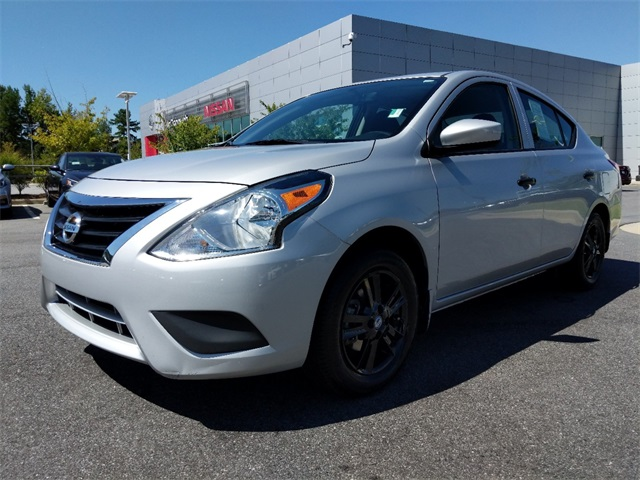 Pre-Owned 2018 Nissan Versa 1.6 S Plus