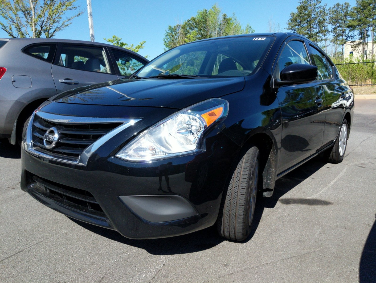 Certified Pre-Owned 2018 Nissan Versa 1.6 S Plus