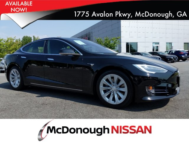 Pre-Owned 2018 Tesla Model S 75D AWD