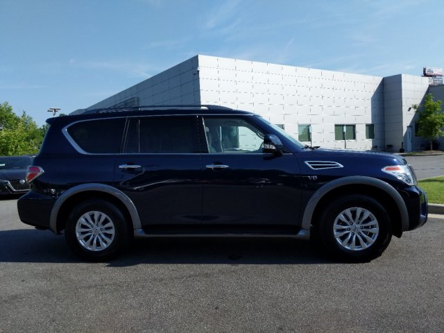 Pre-Owned 2018 Nissan Armada SV