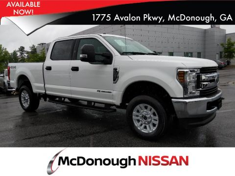 Pre-Owned 2019 Ford F-250SD XLT