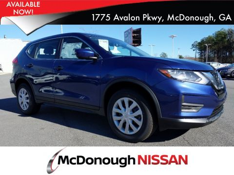 new nissan rogue for sale in mcdonough ga. Black Bedroom Furniture Sets. Home Design Ideas